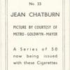Jean Chatburn.