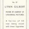 Lynn Gilbert.