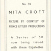 Nita Croft.