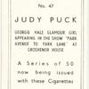 Judy Puck.