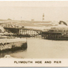 Plymouth Hoe and Pier.