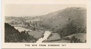 The Wye from Symonds Yat.