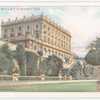 Cliveden, Bucks. A home of Viscount Astor.