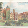 Hatfield House, Hertfordshire. A home of the Marquess of Salisbury.