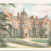Ingestre, Staffordshire. A home of the Earl of Shrewsbury and Talbot.