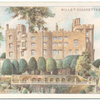 Powis Castle, Montgomery. A home of the Earl of Powis.