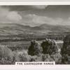 The Cairngorm Range.