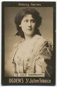 Lily Hanbury. Digital ID: 1117751. New York Public Library