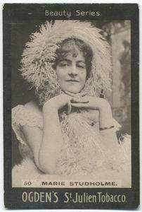 Marie Studholme.