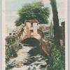 Ambleside. Old bridge and house.