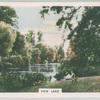 Kew Lake.