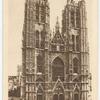 Bruxelles. Sainte-Gudule.