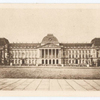 Bruxelles. Palais du Roi.