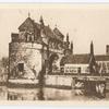 Bruges. Porte d'Ostende.