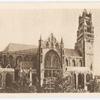 Bruges. Cathédrale St. Sauveur.