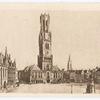 Bruges. Le Beffroi.
