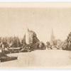 Bruges. Le lac d'Amour.