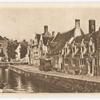 Bruges. Maison du Pélican.