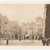 Gand. Place Saint-Pharailde.