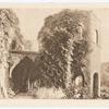 Gand. Abbaye de Saint-Bavon.