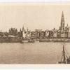 Anvers. Le port.