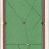 The key-stroke of billiards.