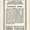 Wanganui River.