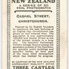 Cashel Street, Christchurch.