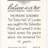 The prairie schooner