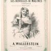 Les Dentelles de Malines...Dédiée à Madame Montigny, (Rose Chéri.)