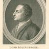 Lord Bolingbroke.