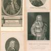 Henry St. John Viscount Bolingbroke [four portraits]