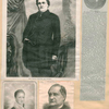 Prince Napoleon Joseph Karl Paul Buonaparte (top left); Prince Napoleon (top right); Joseph Bonaparte (bottom left); Prince Napoleon (bottom right).