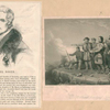 Daniel Boone; Daniel Boone's first view of Kentucky.