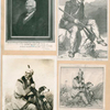 Daniel Boone [four images]