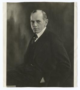 Eugene G. Grace, President of the Bethlehem Steel Corporation.