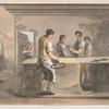 The cloth dresser, Plate 6