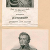 Bourmont [two portraits].
