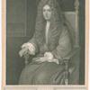 The Honourable Robert Boyle. Ob. 1691.