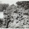 Java, East: Antiquities, Ardimulia. Guyeshwari of Ardimulia (stands near Tjandi Singasari?) Photo: D.P. 9024.