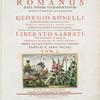 Hortus Romanus juxta systems Tournefortianum paulo