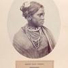 Oraon Cole female, aboriginal, Chota Nagpoor.