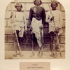 Pasees, low caste Hindoos, Oude Plate 86