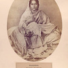 Wuzeerun, Bazar woman, Mahomedan, Saharunpoor.