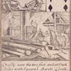 Six of spades:  Carpentor.