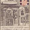 Nine of clubs:  Glasier.