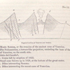 Supposed section of Vesuvius and Somma.