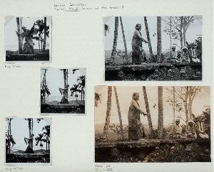 Lahusa Idanötai. Fanari Möyö, dance of the buzzard. Neg. no. 329, 330, 332.