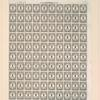 3c black numeral sheet of 100