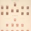 1c brown Franklin imprint Specimen single